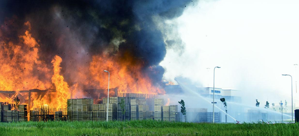 integrazione allarme antincendio